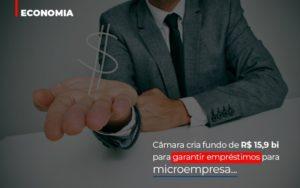 Camara Cria Fundo De Rs 15 9 Bi Para Garantir Emprestimos Para Microempresa - Notícias e Artigos Contábeis
